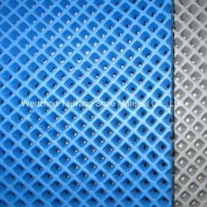 6-8mm Diamond Square Hole EVA Insoles Small Foam Through Hole Insole EVA Foam pictures & photos