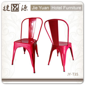 Stackable Industrial Side Metal Tolix Chair (JY-T35) pictures & photos