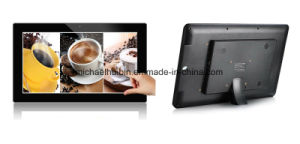 24inch LCD Touchscreen Wall-Mounted Android All-in-One PC Advertising Display (A2361T-RK3188) pictures & photos