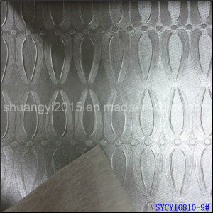 Semi-PU Leather for Upholstery and Home Decoration Wall Cover Leather pictures & photos