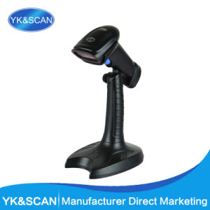 High Quality 2D/Qr Hand-Free Barcode Scanner Yk-980d USB PS/2 Interface for POS System pictures & photos