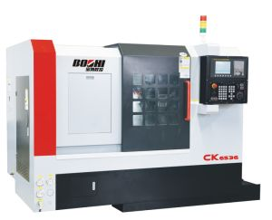 Ck6536 Sland Bed CNC Lathe pictures & photos