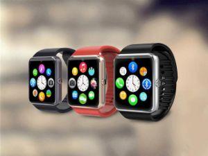 "1.54"" Gt08 SIM Card Bluetooth Smart Watch Phone Mtk6261d Anti-Lost"