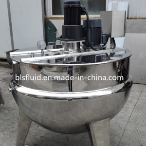 800 Liter Steam Jacketed Cooking Margarine Making Machine pictures & photos