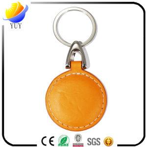 Leather Fashion Logo Key Chain pictures & photos