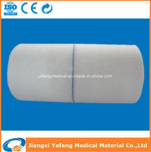 Absorbent White Medical Gauze Roll 100% Cotton pictures & photos