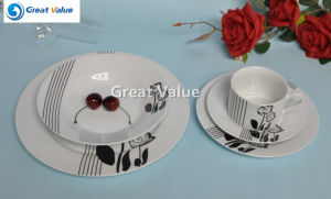 20PCS Ceramic Dinner Ware Hotel Crockery pictures & photos