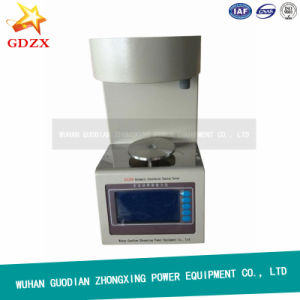 Automatic Interfacial Tension Tester pictures & photos