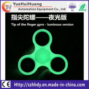 Fidget Spinner Flashing Light Spinner Fidget Toy Fight Spinner with Hybrid Ceramic Spinner pictures & photos
