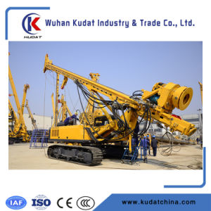 Hydraulic Roatry Drilling Rig 136kw and 120kn for Oil or Water Well pictures & photos