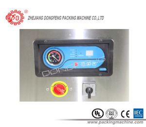Semi-Automatic Coffee Food Fish Vacuum Sealer (DZQ-800B) pictures & photos