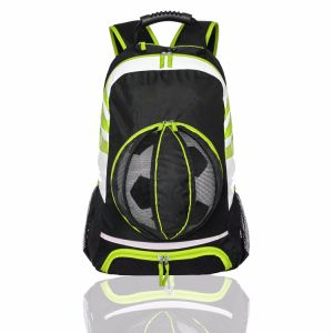 Outdoor Sports Gym Soccer Ball Drawsring Backpack Bag pictures & photos