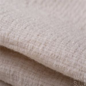 Mixed Wool Fabric for Winter Coat in White pictures & photos