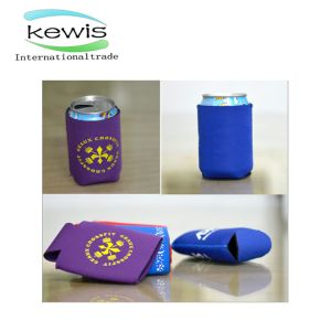 Customized Full Colors Logo Printing Beer Stubby Holder pictures & photos