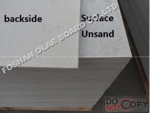 Calcium Silicate Board with 100% Asbestos Free Building Material pictures & photos
