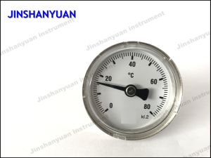 Bt-004 Stainless Steel Bimetal Thermometer pictures & photos
