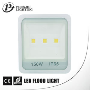 Superior Sanan Chip Ce, RoHS 150W Square Shape COB Floodlighting Fixture pictures & photos
