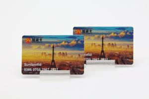 RFID 125kHz Proximity Smart Card / NFC Magnetic Strip Hotel Key Card / PVC Contact IC Card pictures & photos