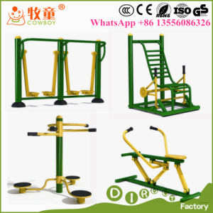 Galvanized Steel Outdoor Workout Equipment Work out Machine for Adults pictures & photos