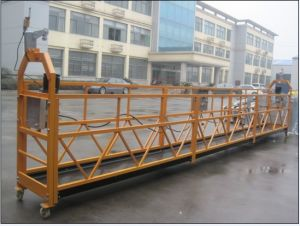 Suspended Working Platform Zlp800 pictures & photos