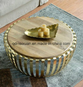 American Creative Furniture Table Multi-Function Tea-Table Tea Table The Sitting Room Is Real Wood Tea Table (M-X3765) pictures & photos
