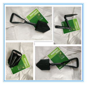 Folding Shovel Steel Shovel with High Quality pictures & photos