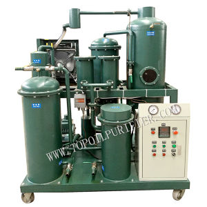 Safety Protection Device Equipped Hydraulic Oil Purifier pictures & photos