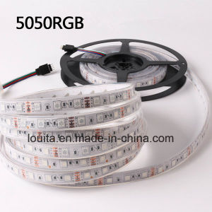 SMD5050 60LEDs/M LED Strip with Ce RoHS pictures & photos