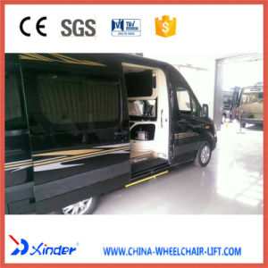 Es-S Series Electric Sliding Step Vehicle Step Ce Loading 500lbs pictures & photos