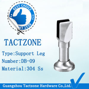Top Sales Precision Casting 304 Ss Toilet Partition Foot Stands pictures & photos