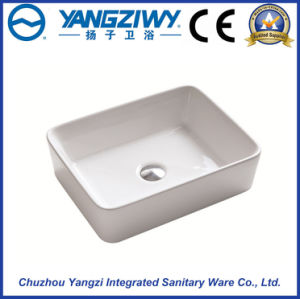 Ceramic Sanitary Ware Art Basin (YZ1312) pictures & photos