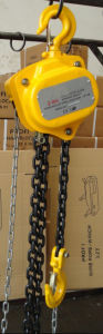 Manual Chain Block Lifting Equipment pictures & photos