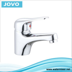 Economic Single Lever Basin Mixer &Faucet (JV 71001) pictures & photos