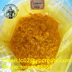 Pharmaceutical Steroid Powder Source CAS 4759-48-2 Isotretinoin for Treat Cystic Acne pictures & photos
