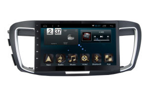 New Ui Android System Car Video for Accord 2015 with Car GPS Navigation pictures & photos