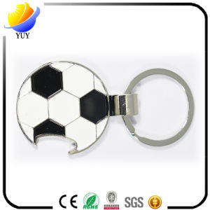 Football Shaped Metal Bottle Opener Key Chain pictures & photos