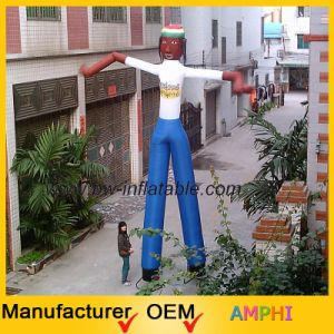 Popular Car Wash High Quality Inflatable Air Dancer Sign pictures & photos