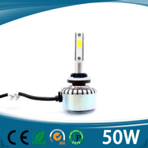 360 New Product 50W High Bright LED Car Headlight pictures & photos