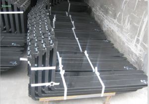 Material Handling Equipment Big Section Forged Used Forklift Forks pictures & photos
