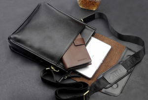New Fashion Men′s Bags, Europe and America Fashion Single Shoulder Oblique Cross Bag, Hand Bag Leisure Bag pictures & photos