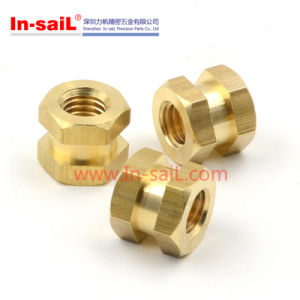 DIN16903 Threaded Inserts for Plastic pictures & photos