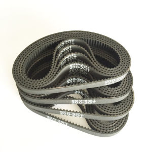 High Quality Rubber Synchronous Belt pictures & photos