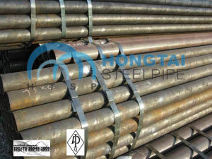 Supplier of Hot Rolled ASME A106 Gr B Seamless Steel Pipe with API Certificate pictures & photos