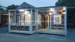 High Quality Mobile Prefabricated House Container Villa for Hot Sale pictures & photos