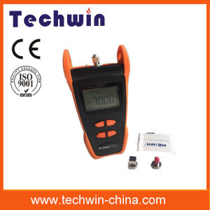 Tw3208e Fiber Power Meter 240 Hours Continual Operate pictures & photos