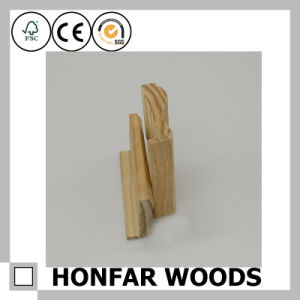 """11/16"""" X 2-1/3"""" Decorative Material Veneer Wood Door Frame pictures & photos"""
