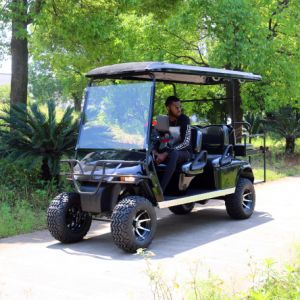 Electric 6 Seater off Road Golf Cart pictures & photos