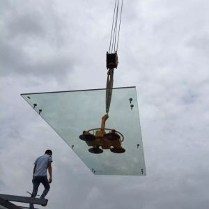 Battery Vacuum Lifter for Sheet of Glass pictures & photos