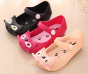 Baby PVC Summer Ballerina Shoes