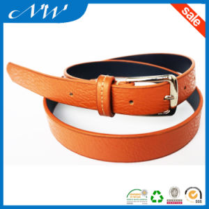 Wholesales Fashion Cheap Leather Belt for Lady′s Wear